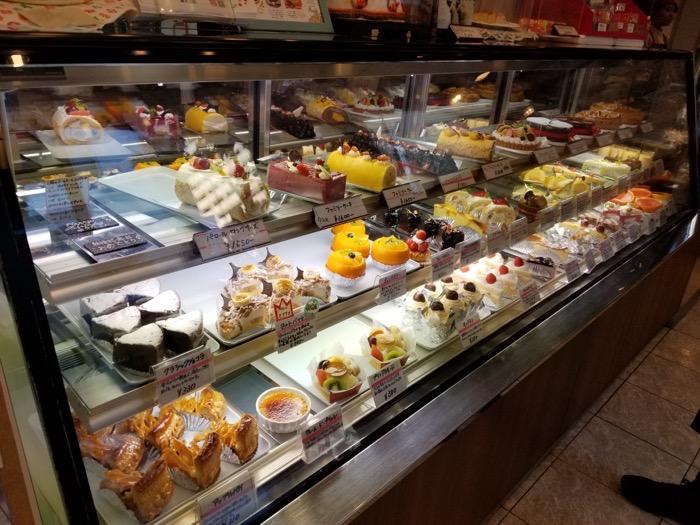 西葛西にあるパローレ洋菓子店