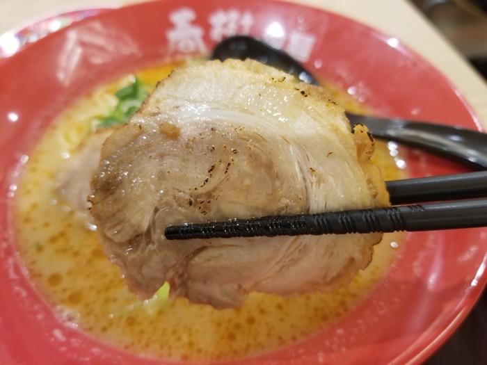 えび豚骨拉麺 春樹