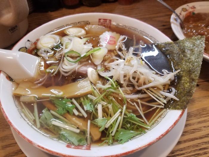 門前仲町 ラーメン 麺屋 純風