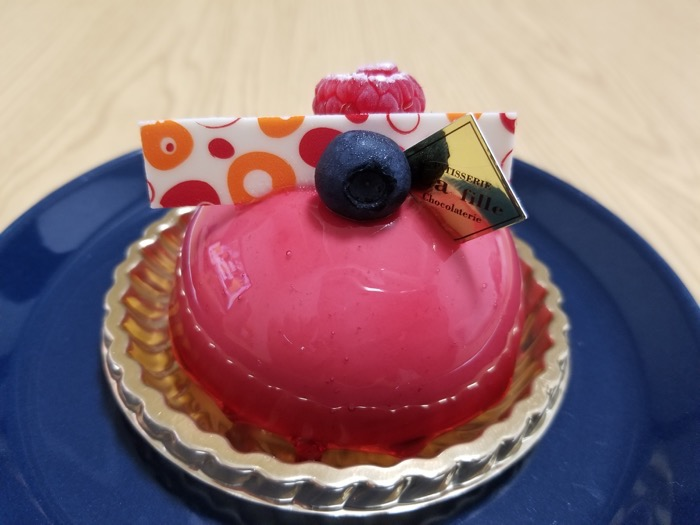 ラフィーユ一之江店のケーキ3
