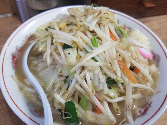 トナリ|東陽町本店のタンメン