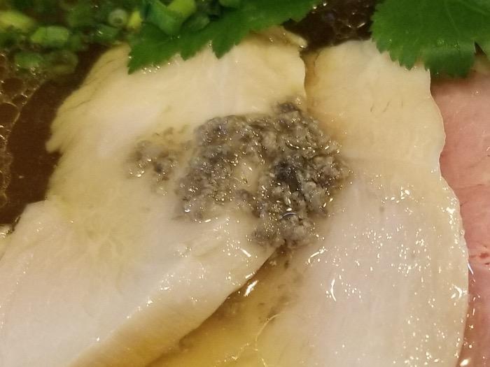 麺屋 中川會 住吉店のスープ