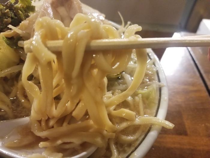 ラーメン凛 砂町店、ポン酢ラーメン
