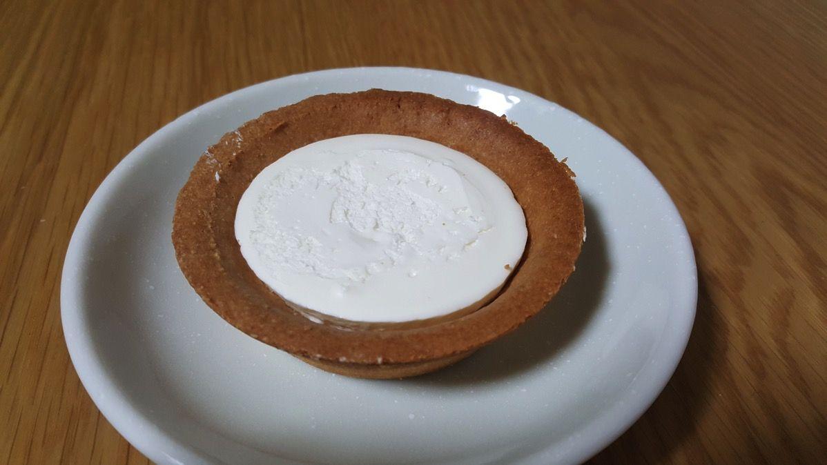 レアチーズタルト